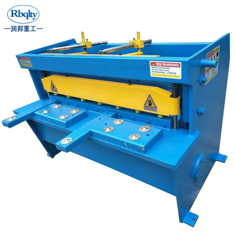 <strong>Q11</strong>-3*1500 foot pedal sheet metal electric shearing machine