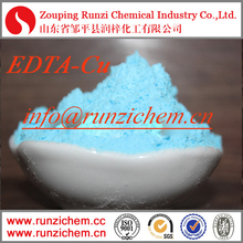 Organic Fertilizer EDTA Chelate Micronutrient EDTA-Cu EDTA Fertilizer