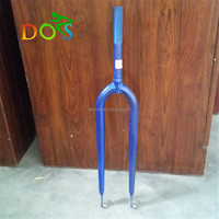Wholesale racing bicycle fork carbon bike front fork