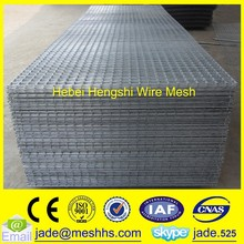 Galvanized Welded Wire Mesh Panels Prices