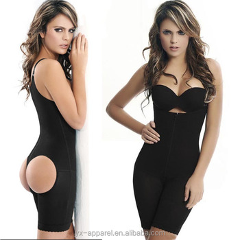 sliming pants latex body shaper underwear vest slim lift body shaper