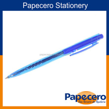 Office Stationery Supplies 3-Color Plastic Ball Pen