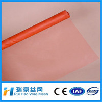 16x16 fireproofing Invisible Wire Netting/Fiberglass Window Screen