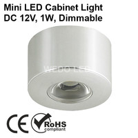 1w 12v Led Puck Light Mini