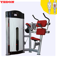 Commercial ab shaper abdominal machine / material for gym equipment/ names of exercise