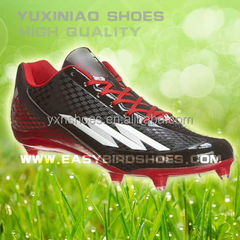 young fashion indoor football spike shoes men, brand name soccer shoes sport for men adults