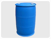 55 gallon HDPE plastic drums for water treatment chemicals