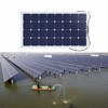 Wholesale flexible cell panel solar 200w with best price for garden using