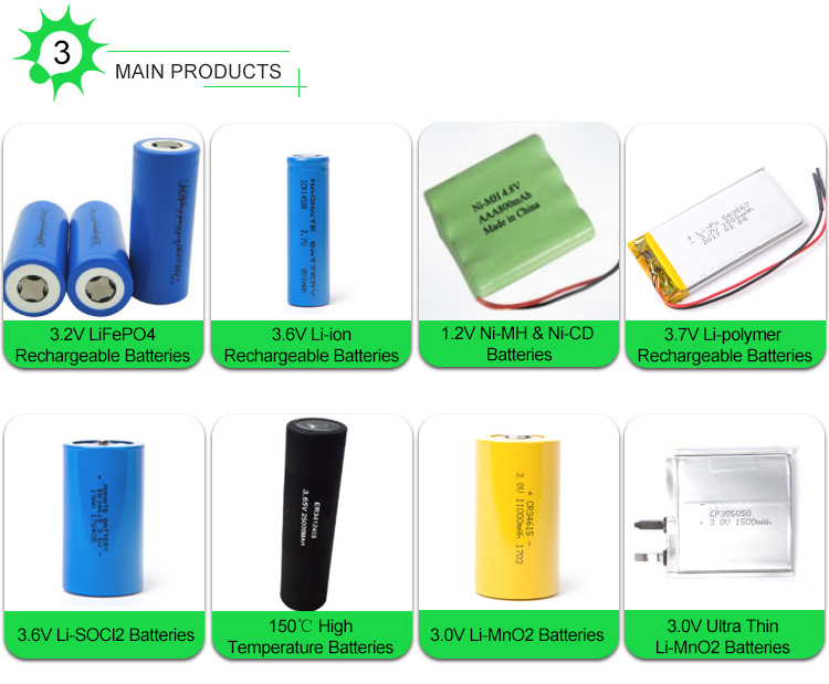 Wholesales Fashionable Rechargeable Lifepo4 Battery Pack