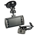 3.0 inch 6 Glass New Design Vehicle Blackbox User Manual Driving Recorder HD 1080P Dual Lens Car Camera