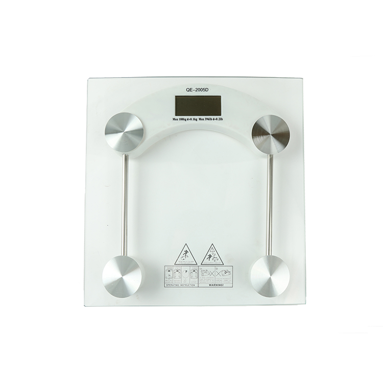 Latest product exquisite electronic bathroom scale 180kg