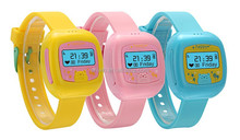 SOS Function Kids GPS watch Remote GPS Tracking Hand-free Wireless Bluetooth Digital Smart watch Real-time GPS Monitoring