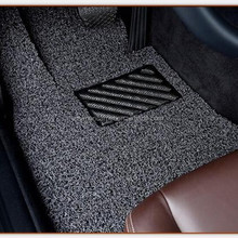 Easy Cleaning Eco-friendly pvc coil car mat in roll