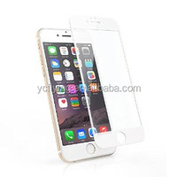 2016 Factory Price mobile phone Tempered glass screen protector for iPhone 6 / 6S