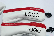 personalized popular 1/3/5# golf head cover set