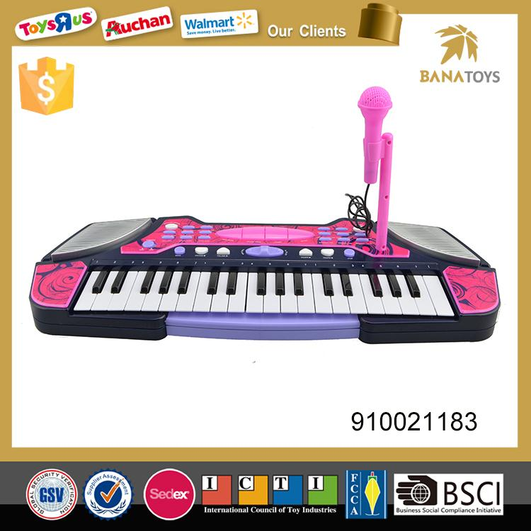 Educational musical toy 37 keys electronic organ