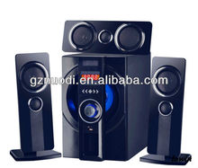 2015 new products Active stereo, speakers subwoofer , 3.1 home theater Speaker instrument music