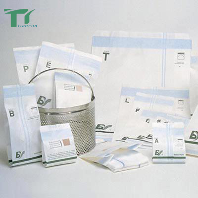 Autoclave dry-heat sterilization paper bag Medical disposable consumables