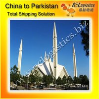 International air Logistics transportation from China to Pakistan