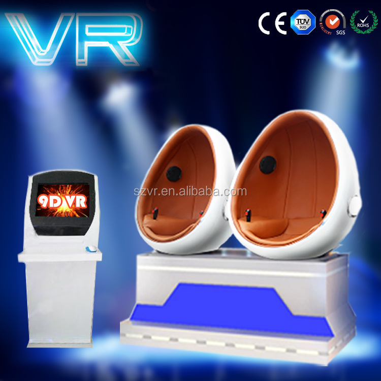 Virtual reality 9d system 9dvr system motion seat 9d vr cinemas