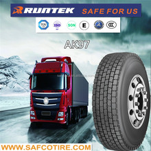 Usa Distributors Semi Truck Tire Sizes 22.5 295/80/22.5 11r22.5 Not Used Chinese truck tire wholesale