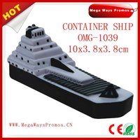 PU Stress Container Ship Reliever