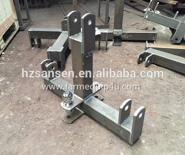 3Point Hitch quick hitch move for tractor trailer; Trailer Hitch Kit