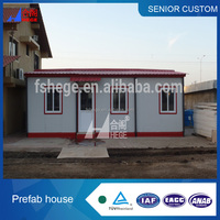 Prefabricated movable houses for sale