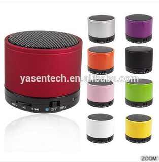 New Mini s10 bluetooth speaker Bluetooth Audio Wireless Player Player Support TF Card Portable Bluetooth Audio Call Answering
