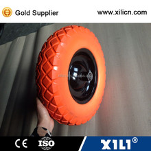4.00-8 PU foam wheel for wheelbarrow