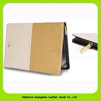 15052 Original custom leather case for ipad air tablet