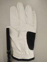 Pu leather golf gloves