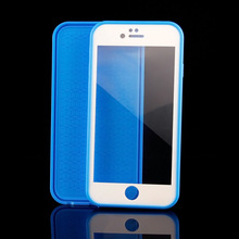 Hot Selling Cheap And Good Waterproof Cover Case For Iphone5/5s/SE Free Shipping by DHL