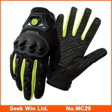 Sport Motorcycle Rider Gloves Dirt Bikes Summer Motorcycle Racing Gloves Custom Made Biker Gloves