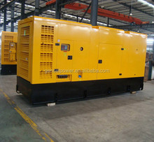 Silent UK 250kva Standby Generator With Perkins Diesel Engine