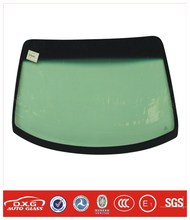 auto parts laminated front windscreen factory produce