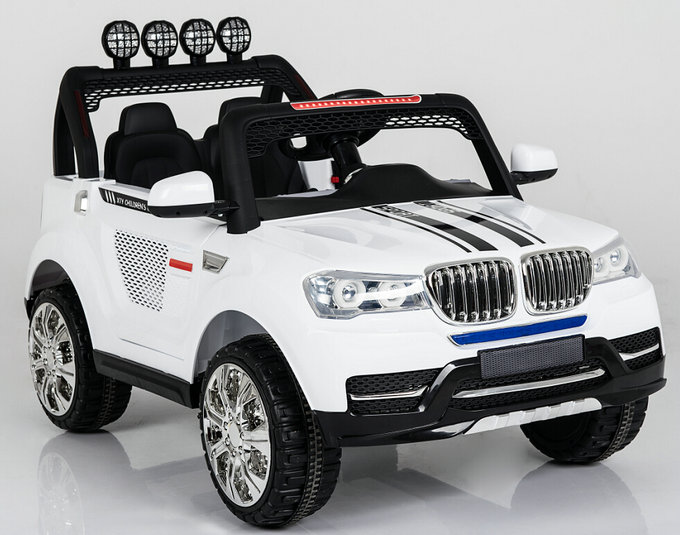 New Jeep Design S8088 Two Seats Four Motors Kids Electric