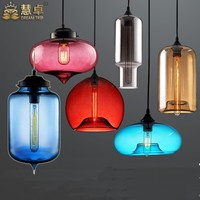 2016 Latest Fashionable Glass Pendant Lamp For Dining Room Hanging Lighting Fixture