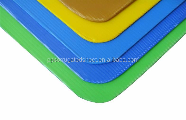 Corrugated Plactis Board Corfltue Sheet Correx