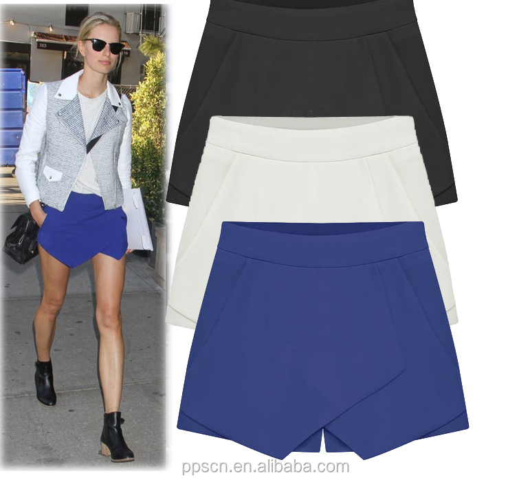 Latest skirt top design pictures fancy short skirt OEM color and size women skirt wholesale