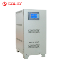 Solid 120KVA triac non-contact automatic voltage stabilizer