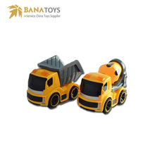Plastic container toy truck model mini truck
