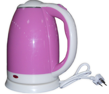 new design 1.8L colorful electric kettle electrical water boiler