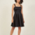 Designer Semi Short Black Cheap Mini Plus Size Formal Dress Plus Size Clothing