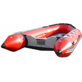 Honghai China inflatable boat with outboard motor boat hot sale