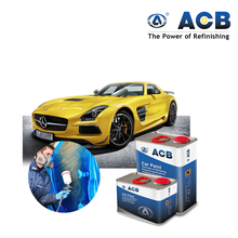 ACB car finishing automotive clear coat