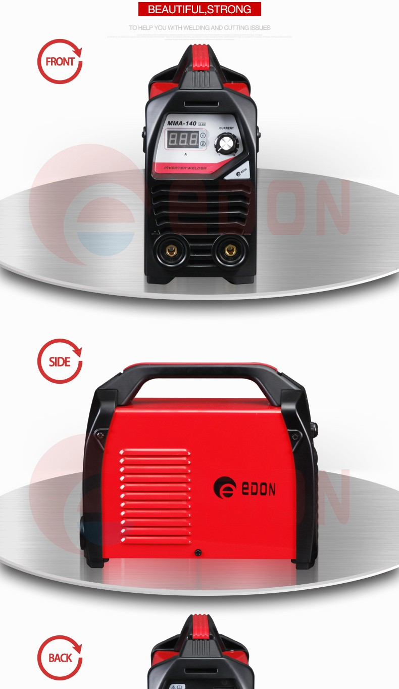 Top 10 save 20% AC 220V IGBT Mma/tig/pulso welding robust-200 ARC WELDER CE CCC TUV ISO