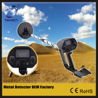 Metal Detector MD-4030 Underground Deep Search Adventure Electric GC1016A Radar Gold Digger Money Probe Mine Metales Detector