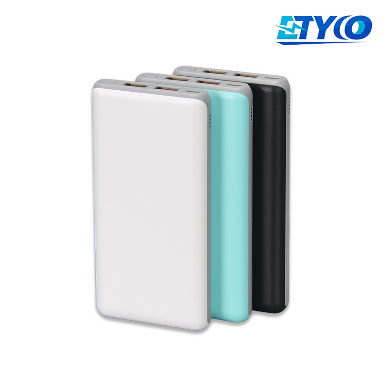 Slim best quality mobile power bank 10000mAh <strong>portable</strong>