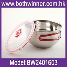 stainless steel thermal serving bowl ,JZgDk stainless steel mixing bowls set